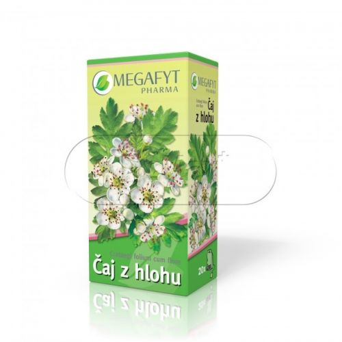 Megafyt Čaj z hlohu 20x1,5 g