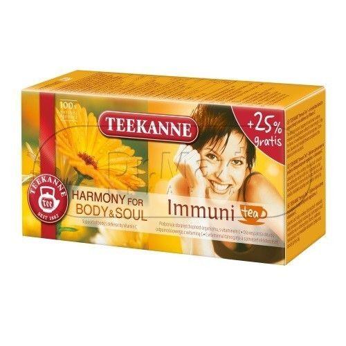 TEEKANNE Harmony for Body&Soul Immuni Tea 20x2,0 g cena od 239 Kč