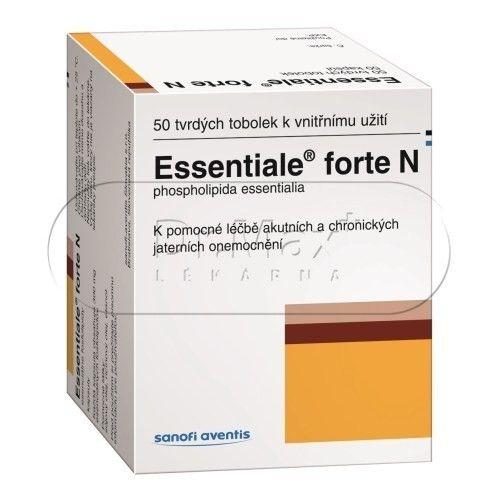 Essentiale Forte N 50 tobolek cena od 219 Kč