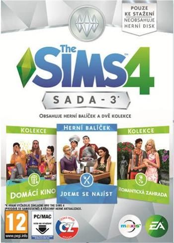 The Sims 4 Bundle Pack 3 pro PC