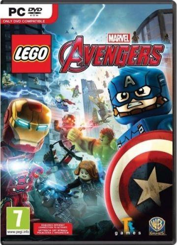 LEGO Marvels Avengers pro PC