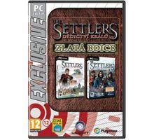 The Settlers V: Dědictví králů - Zlatá edice pro PC