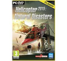 Helicopter 2015: Natural Disasters pro PC