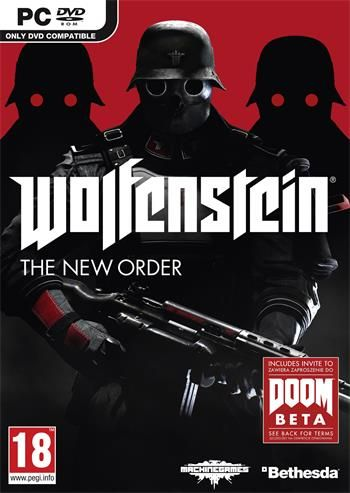 Wolfenstein: The New Order pro PC