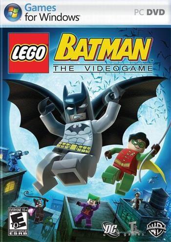LEGO Batman pro PC