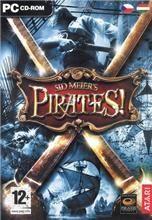 Sid Meiers Pirates! CZ pro PC