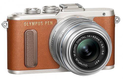 Olympus PEN E-PL8 cena od 10790 Kč
