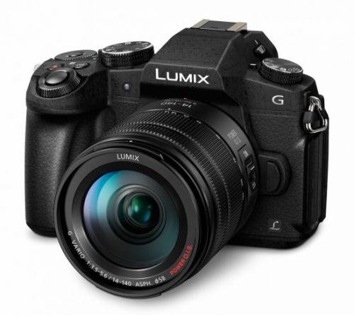 Panasonic Lumix DMC-G80 cena od 21990 Kč