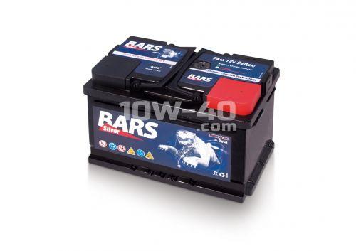 BARS 640A 12V 74Ah cena od 1449 Kč