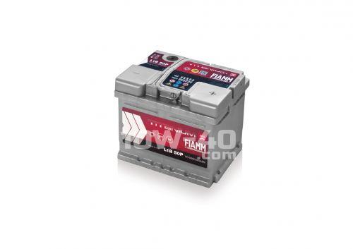 FIAMM Titanium Pro 520A 12V 50Ah cena od 0 Kč