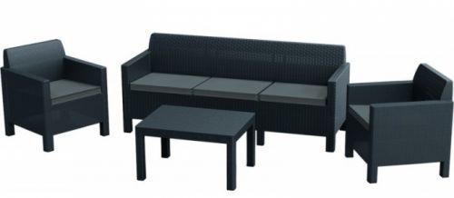 Allibert ORLANDO 3 SOFA