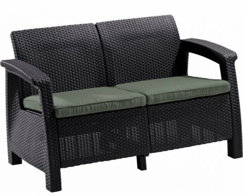 Allibert CORFU LOVE SEAT pohovka