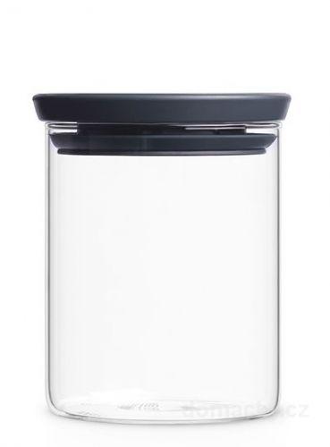 Brabantia Skleněná stohovatelná dóza 0,6 L cena od 239 Kč
