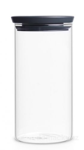 Brabantia Skleněná stohovatelná dóza 1,1 L cena od 269 Kč