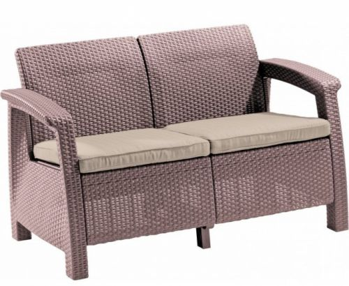 Allibert CORFU LOVE SEAT