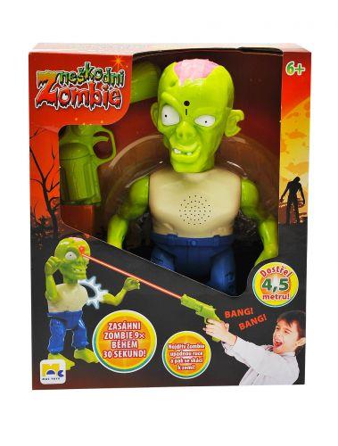 MAC TOYS Zneškodni Zombie cena od 730 Kč