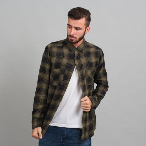 Urban Classics Checked Flanell Shirt 3 košile
