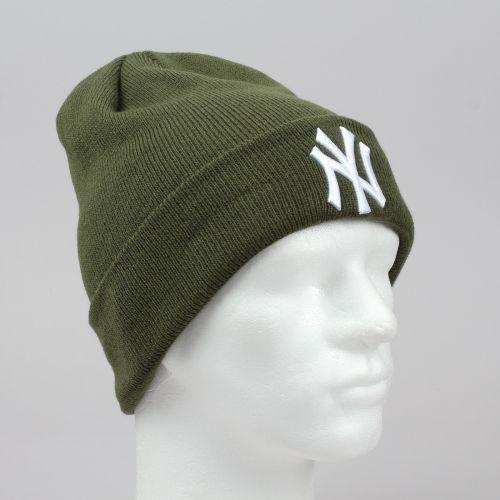 New Era Essential Cuff NY čepice - Srovname.cz 5640f5f071