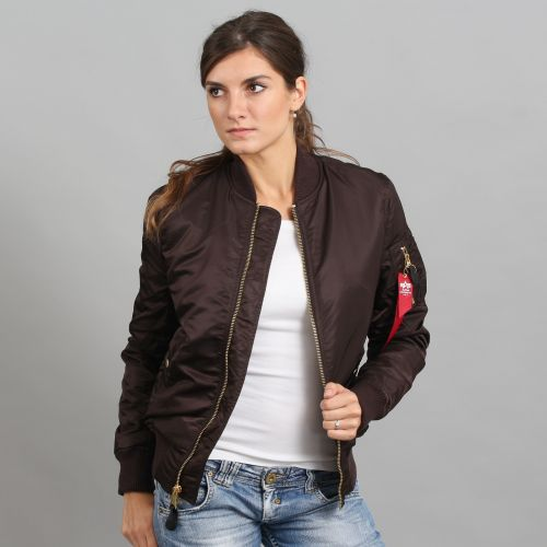 Alpha Industries WMNS MA 1 VF PM bunda