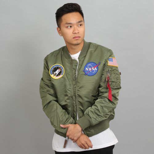 Alpha Industries MA 1 VF NASA bunda