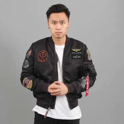 Alpha Industries MA 1 Pilot bunda