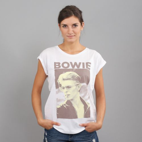Urban Classics Ladies David Bowie Tee triko