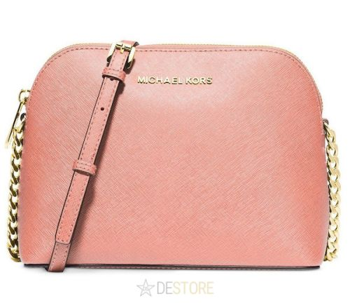 Michael Kors Cindy Large Dome Crossbody Pale kabelka - Srovname.cz 616a80c15d0