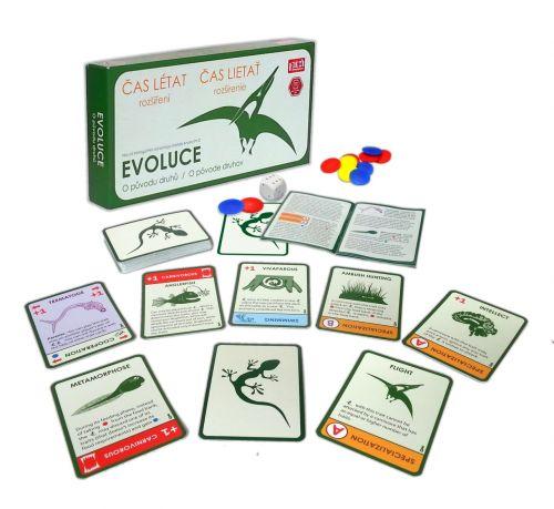 Pexi Evoluce čas létat