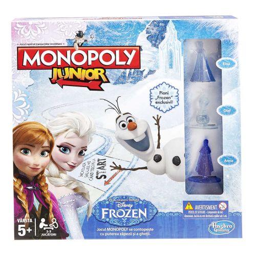 Hasbro Monopoly Junior Frozen