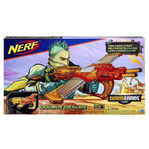 XXL obrazek Hasbro NERF DOOMLANDS DOUBLE-DEALER