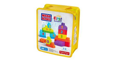 Mattel Mega Bloks First Builders 123 kostky