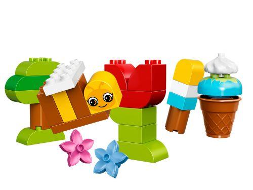 Lego Duplo Tvořivá truhla 10817