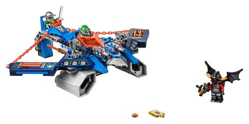 Lego Nexo Knights Aaronův Aero Striker V2 70320 cena od 0 Kč