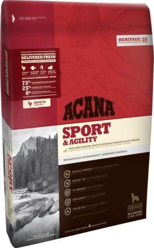 Acana sport agility 11,4 kg