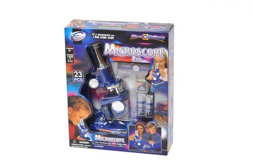 MAC TOYS Mikroskop 100/200/450x cena od 295 Kč