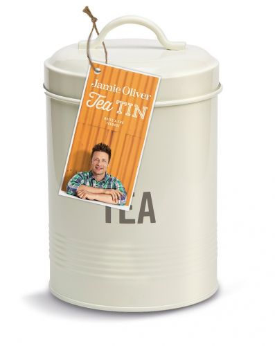 DKB Household UK Limited Jamie Oliver dóza na čaj ve vintage stylu