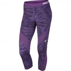 Nike PRO HC CAPRI REFLECT Kalhoty