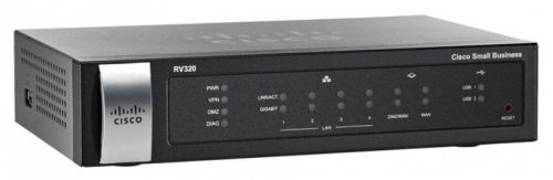 CISCO SB RV320 VPN
