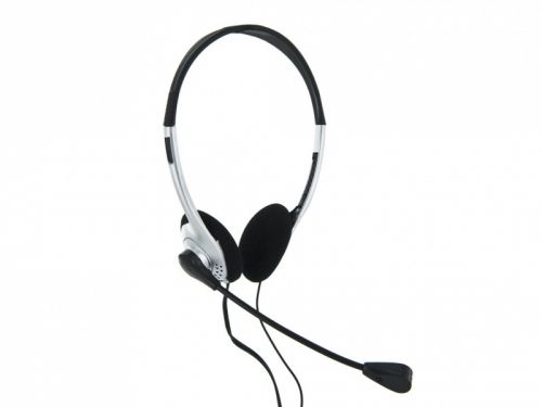 4World Headset 3,5 mm 1,8 m