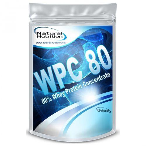 Natural Nutrition WPC 80 1 kg