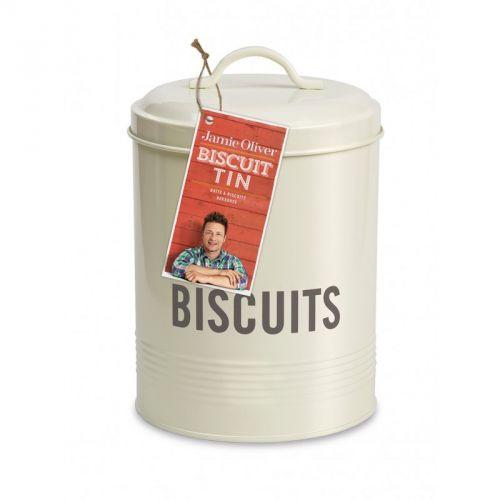 DKB Household UK Limited Jamie Oliver dóza na sušenky ve vintage stylu
