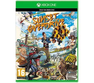 Sunset Overdrive pro Xbox One