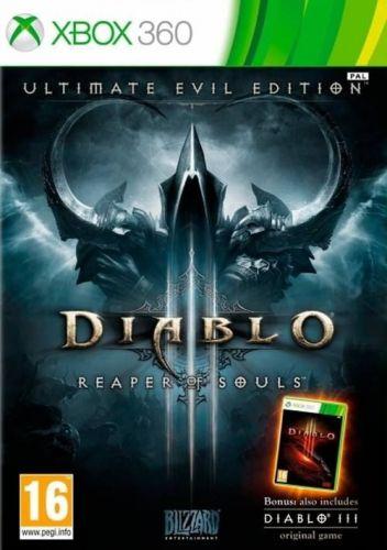 Diablo 3 Ultimate Evil Edition pro Xbox 360