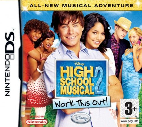 High School Musical 2: Work This Out pro Nintendo DS