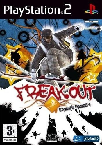 Freak Out: Extreme Freeride pro PS2