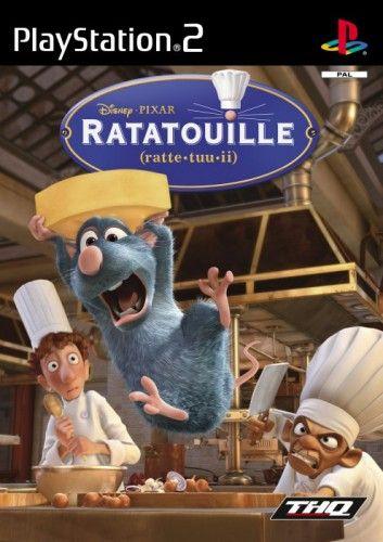 Ratatouille pro PS2