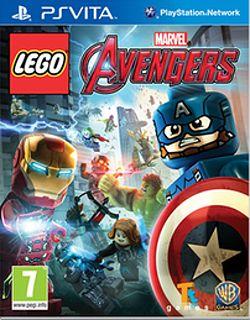 LEGO Marvels Avengers pro PS Vita