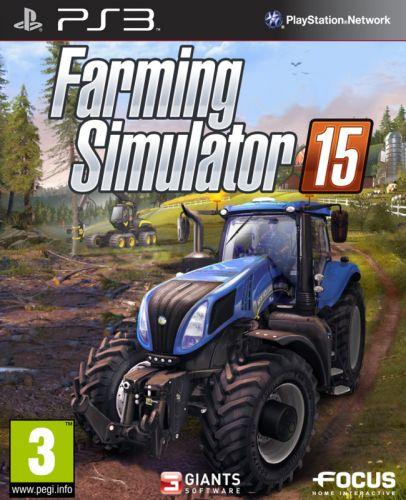 Farming Simulator 2015 pro PS3