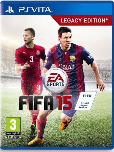 FIFA 15 pro PS Vita