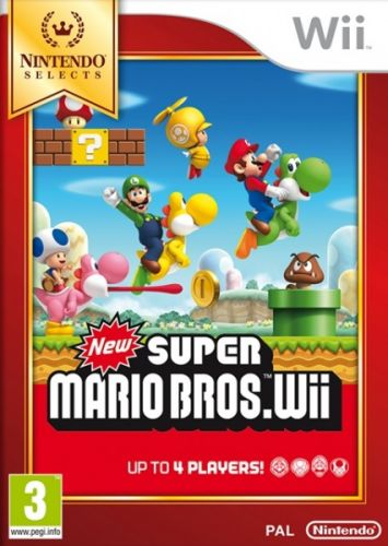 New Super Mario Bros. pro Nintendo Wii